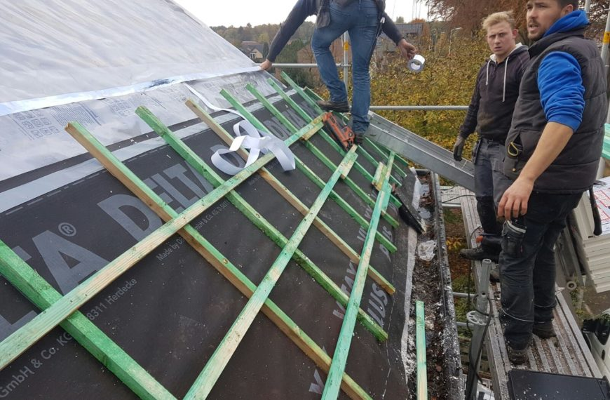 Hellend dak Sarkingmodel Smeermaas